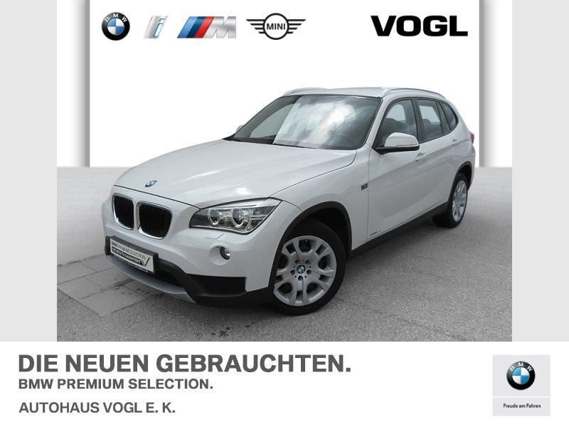 BMW X1 sDrive18d Xenon USB Klima SHZ PDC, Jahr 2013, Diesel
