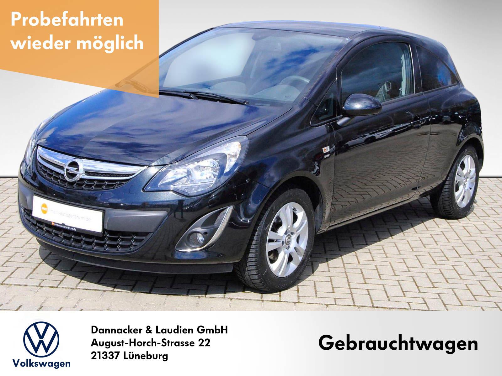 Opel Corsa D 1.4 Energy Alu Klima Sitz.+Lenkradheiz. ParkPilot, Jahr 2014, Benzin