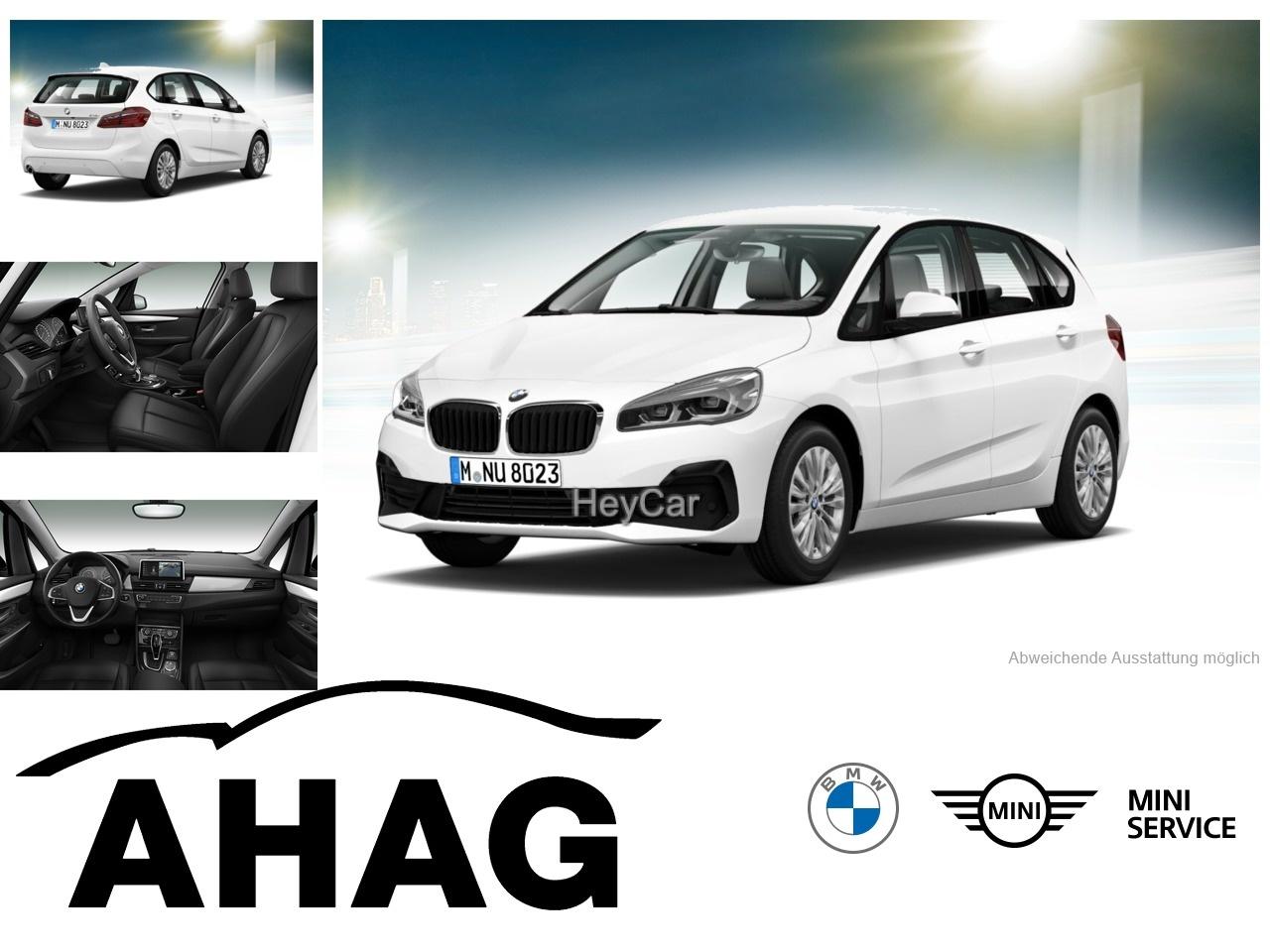BMW 218 Active Tourer LED DKG Navi HIFI !Aktion!, Jahr 2021, Benzin