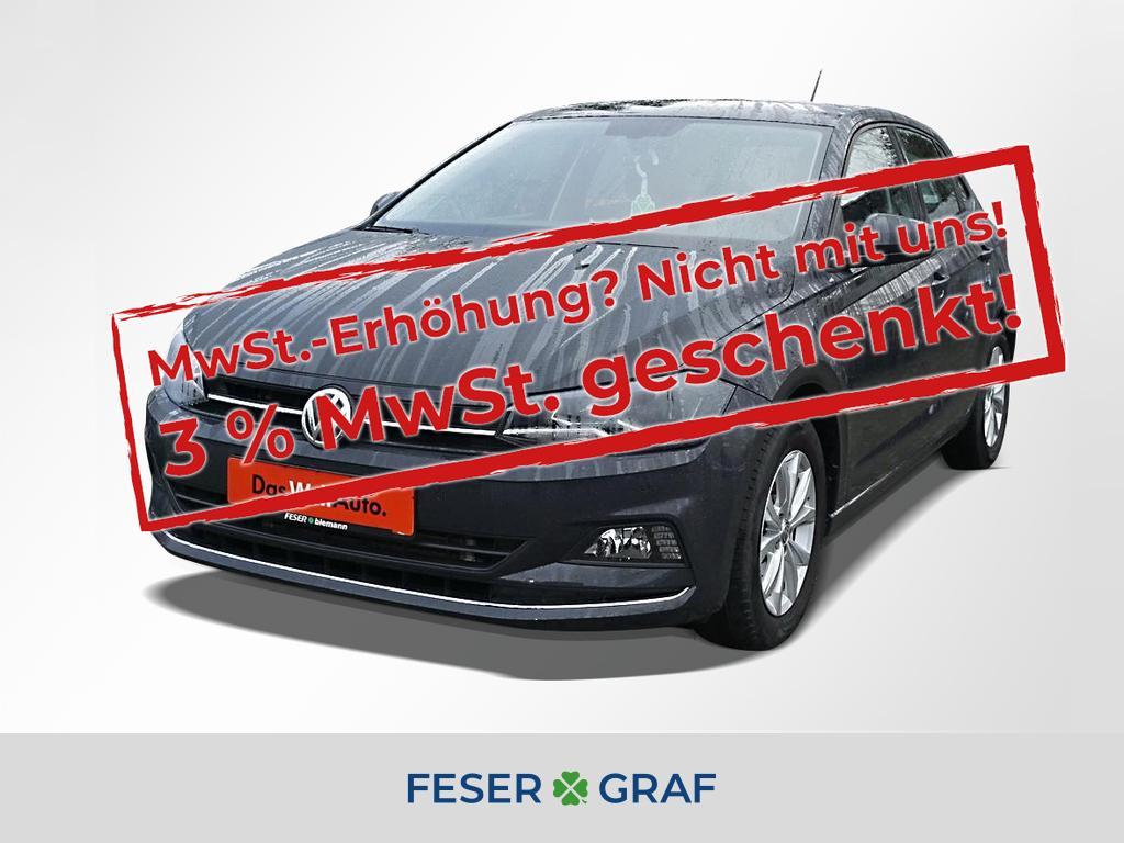 Volkswagen Polo 1.6 TDI Highlline Klima PDC, Jahr 2018, Diesel