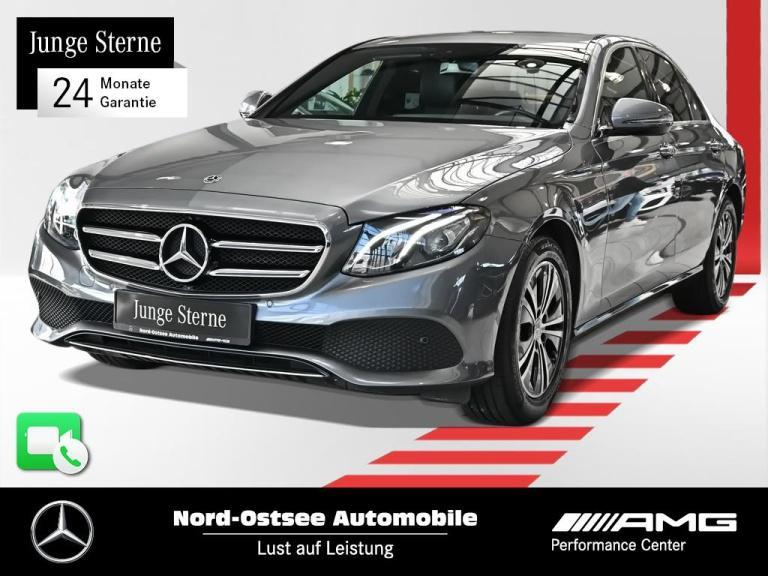 Mercedes-Benz E 220 d Avantgarde LED Navi SHZ Rückfahrkamera, Jahr 2020, Diesel
