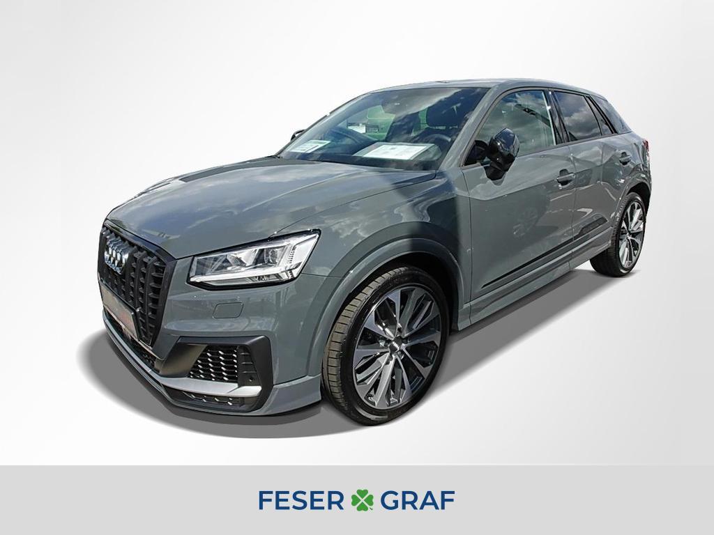 Audi SQ2 TFSI S Tronic RüKa LED Navi plus B&O ACC, Jahr 2019, Benzin