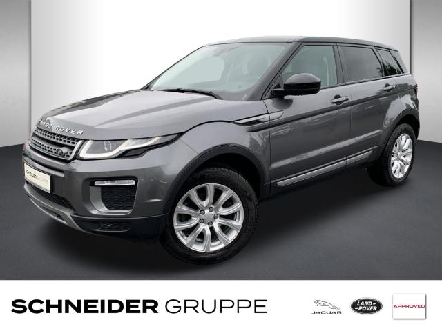 Land Rover Range Rover Evoque Navi Winterpaket 2Zonen Klima, Jahr 2017, Diesel