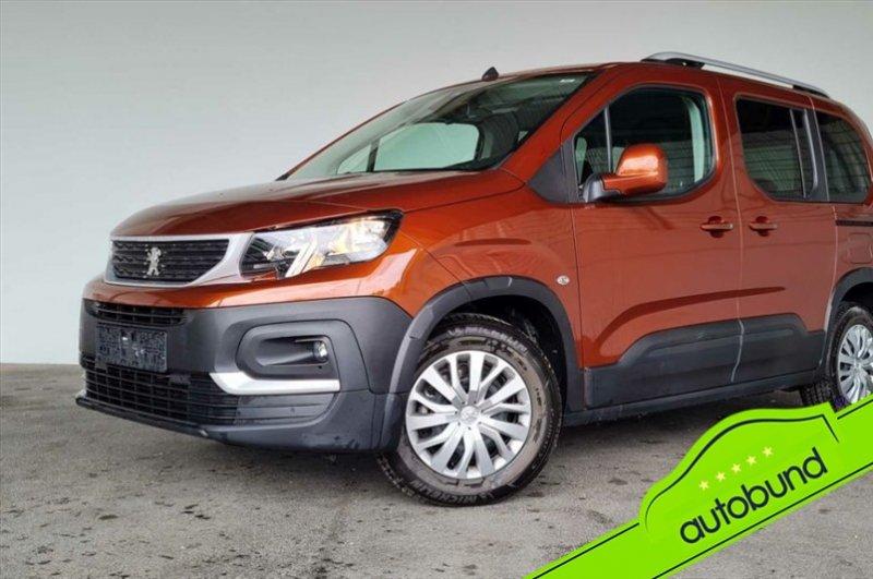 Peugeot Rifter 1,2 Pure Tech Active DAB Link Navi, Jahr 2020, Benzin