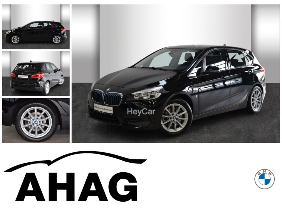 BMW 225 Active Tourer xe iPerformance Steptronic Aut., Jahr 2018, Hybrid