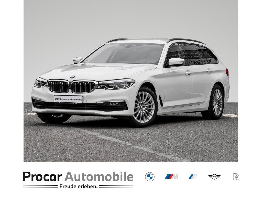 BMW 525d +HUD+HIFI+LED+WLAN+RFK+NAVI PROF. +SITZHEIZUNG++, Jahr 2019, Diesel