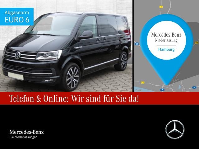 Volkswagen Multivan Kurz 4M Generation Six AHK Standhzg., Jahr 2017, Diesel