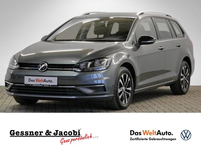 Volkswagen Golf VII 1.6 TDI BMT EU6 IQ.DRIVE Navi PDC Klima, Jahr 2020, Diesel