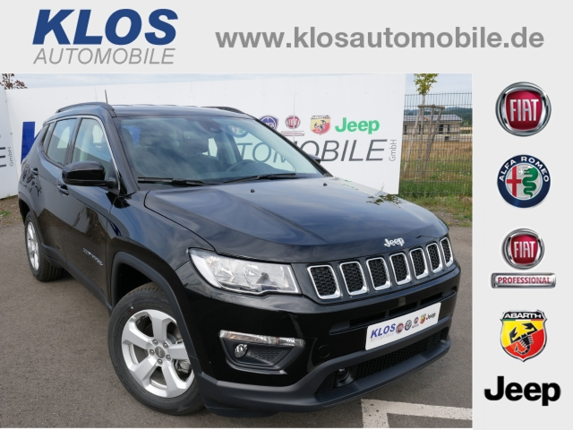 Jeep Compass 1.4 MAIR LONGITUDE 189mtl. SHZ CARPLAY PDC, Jahr 2019, Benzin