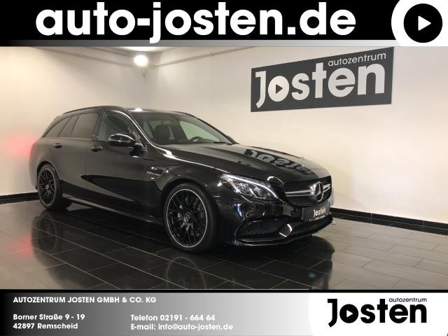 Mercedes-Benz C 63 AMG NightP SportAbGas Kamera MB-100 02/22, Jahr 2017, Benzin