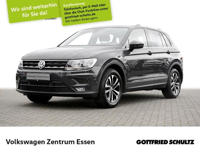 Volkswagen Tiguan IQ DRIVE 1,5 TSI DSG NAVI VC GRA ALU17 Bluetooth, Jahr 2019, Benzin