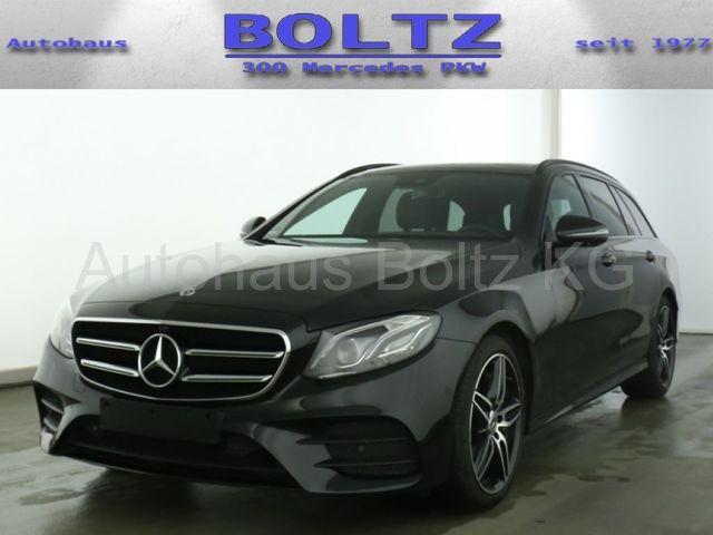 Mercedes-Benz E 450 T 4M ENp 84600 2x AMG Night Pano Comand LE, Jahr 2019, Benzin