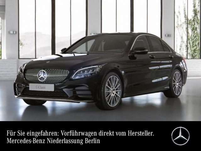 "Mercedes-Benz C 220 d 4M AMG+LED+Kamera+19""+Spur+Totw+Keyless+9G, Jahr 2021, diesel"