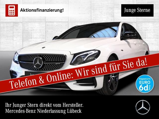 Mercedes-Benz E 53 AMG 4M+ Fahrass.COMAND.Wide.PanoD.360°.DAB, Jahr 2019, Benzin