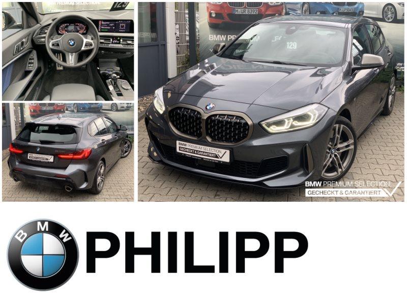 BMW M135i xDrive HUD LED DA PDC Lord. HiFi, Jahr 2020, Benzin