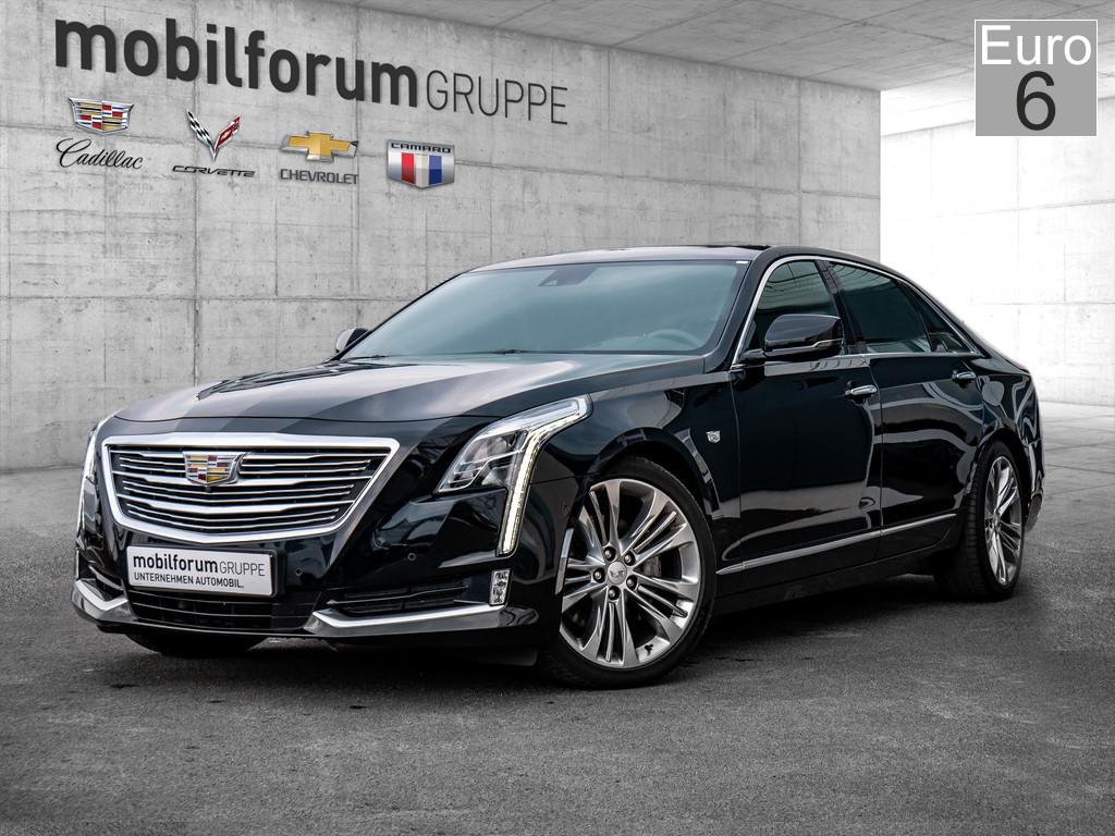 Cadillac CT6, Jahr 2017, Benzin
