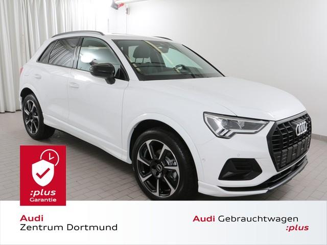 Audi Q3 35TFSI S line/Black/Navi+/LED/VC, Jahr 2021, Benzin