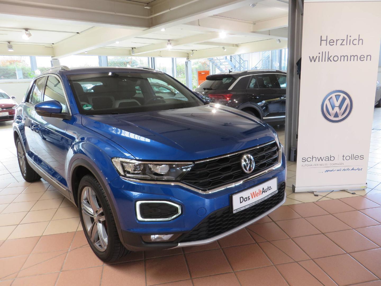 Volkswagen T-ROC Sport 1.5 TSI OPF BMT, Jahr 2019, Benzin