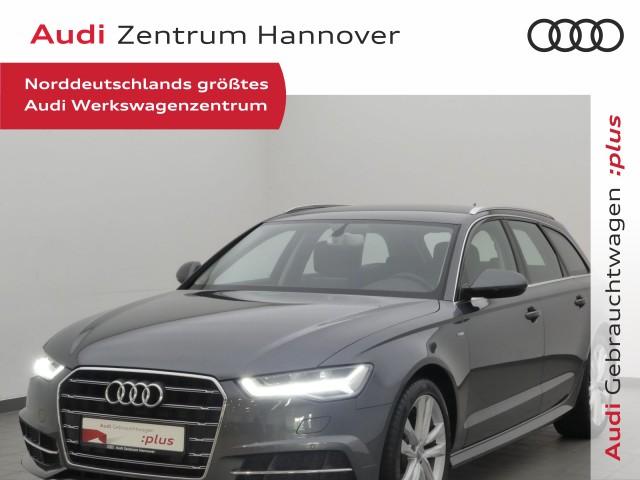 Audi A6 Avant 2.0 TDI LED Navi S-line Sel. Kamera, Jahr 2018, Diesel