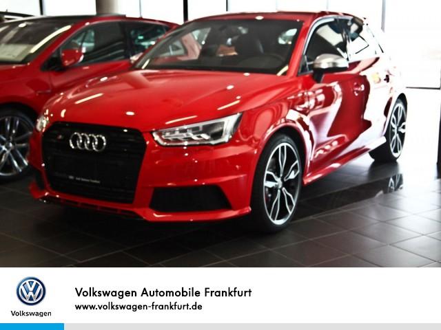 Audi S1 Sportback 2.0 TFSI quattro Navi Klima Xenon-Scheinwerfer Einparkhilfe Bose Sorround S1 Sportb. qu2.0 R4170 M6S, Jahr 2016, Benzin
