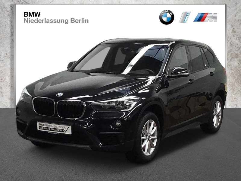 BMW X1 sDrive18d EU6d-Temp Aut. Navi HiFi Glasdach, Jahr 2018, Diesel