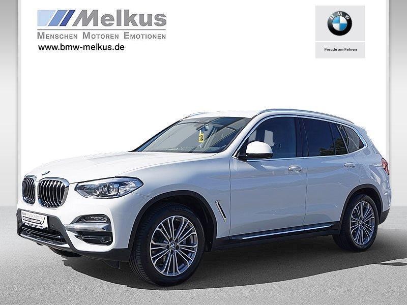 BMW X3 xDrive20d Luxury Line 19 LM HiFi LED AHK Klimaaut., Jahr 2020, Hybrid_Diesel