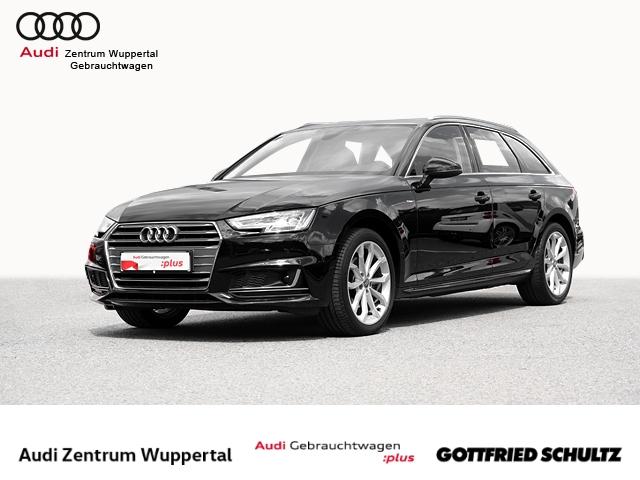 Audi A4 Avant 2.0TDI 2X S-LINE ACC PANO VIRTUAL LED CONNECT NAV SHZ PDC VO HI FSE 18ZOLL Sport, Jahr 2018, Diesel