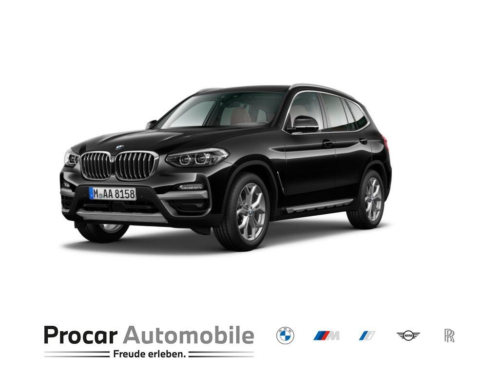 BMW X3 xDrive30d X LINE 19 NAVI PROF RFK DA PLUS HK, Jahr 2018, Diesel