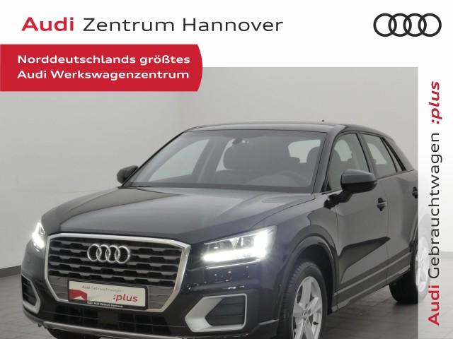 Audi Q2 Sport 30 TFSI LED AHK DAB Navi, Jahr 2020, Benzin