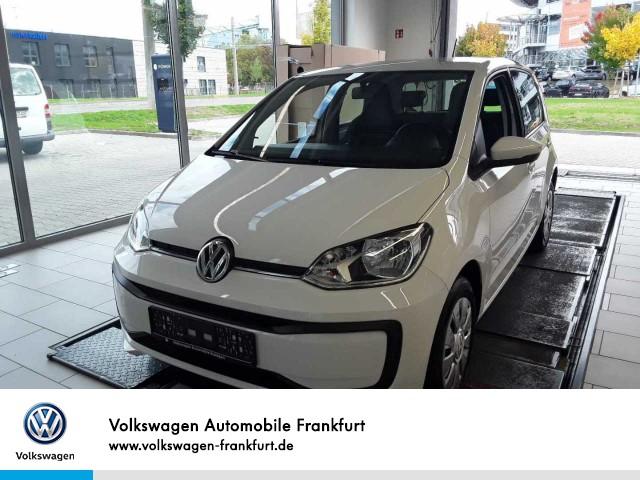 Volkswagen up! move up ! Klima elektr. Fensterheber vorn up! 1,0 move 44 M5F, Jahr 2017, Benzin