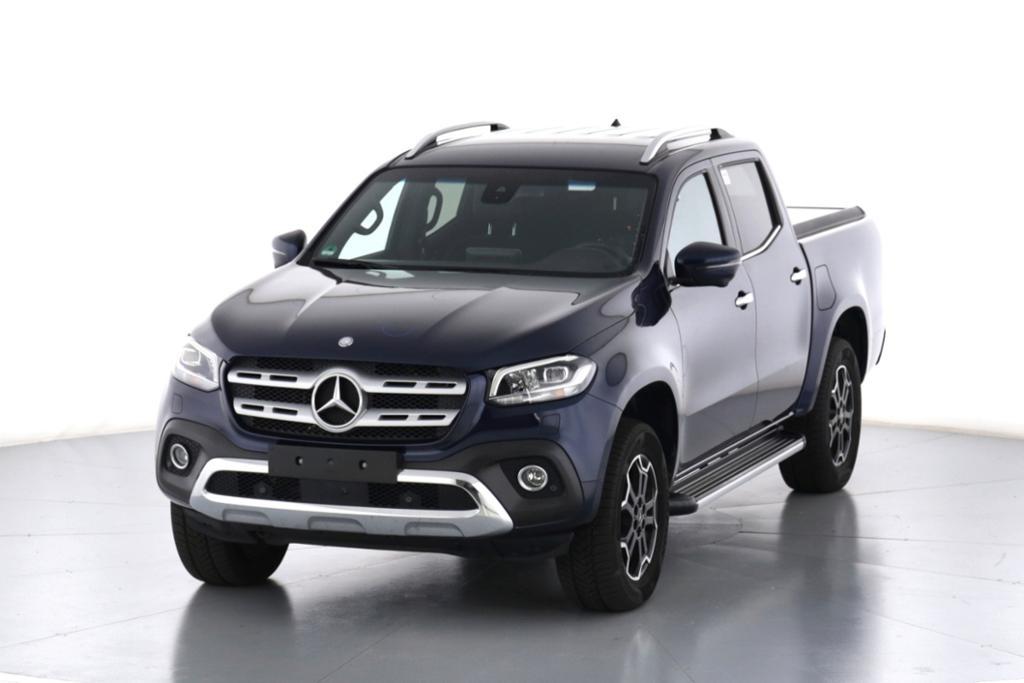 Mercedes-Benz X 250 d Power Edition/Comand/LED/360°/Diff.-Sper, Jahr 2019, Diesel