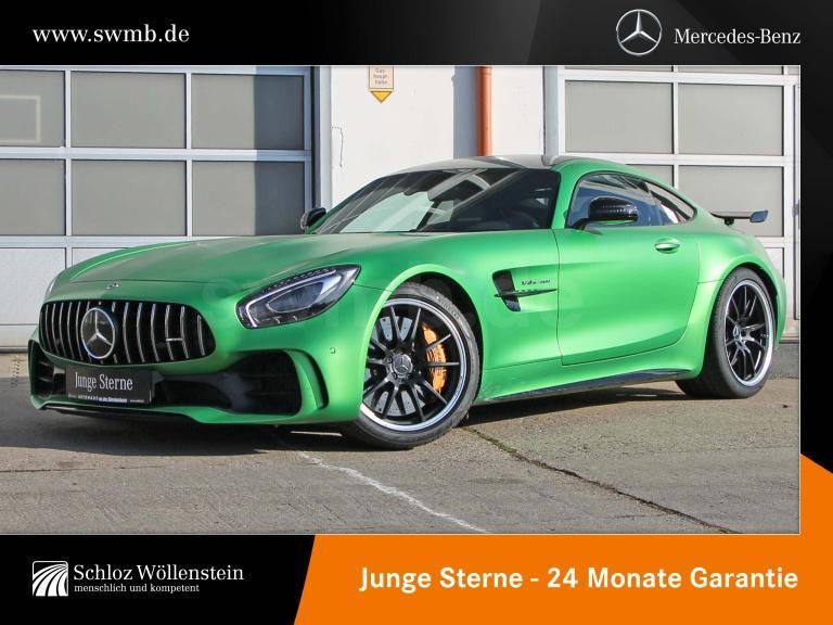Mercedes-Benz AMG GT R NightP designo/Carbon/Burmester/Keramik, Jahr 2017, Benzin