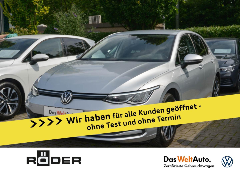 Volkswagen Golf United VIII 1.0 TSI Navi DAB LED ACC APPCon, Jahr 2020, Benzin