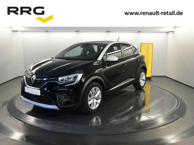 Renault CAPTUR II BUSINESS-EDITION TCe 90 SITZHEIZUNG, Jahr 2021, Benzin