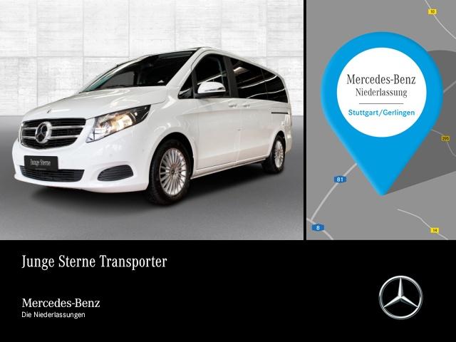 Mercedes-Benz V 250 BlueTEC EDITION+SPORT+Park-Ass.+Comand+AHK, Jahr 2018, Diesel