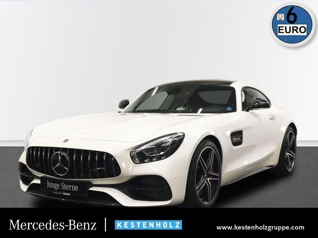 Mercedes-Benz AMG GT C Sportpaket Bluetooth Navi LED Vollleder, Jahr 2018, Benzin