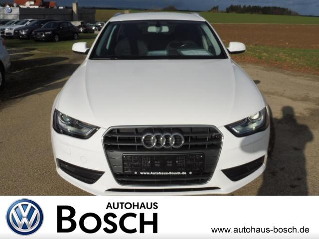 Audi A4 Avant 3.0 TDI Ambition Multitronic PDC Navi, Jahr 2012, diesel