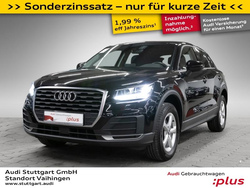 Audi Q2 1.0 TFSI AHK LED Navi Keyless Sitzheizung PDC, Jahr 2017, Benzin