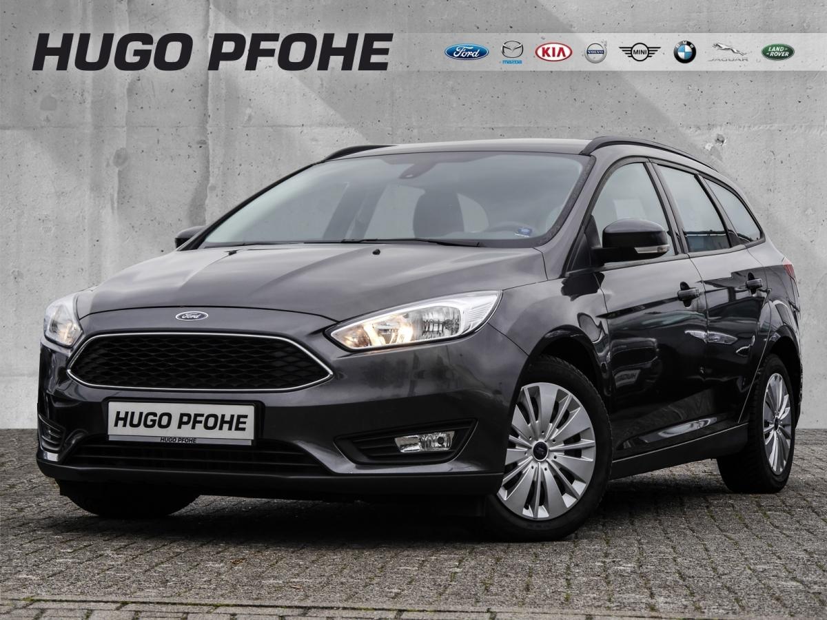 Ford Focus Business Edition 1.0 EcoBoost 92kW Turnier, Jahr 2018, Benzin