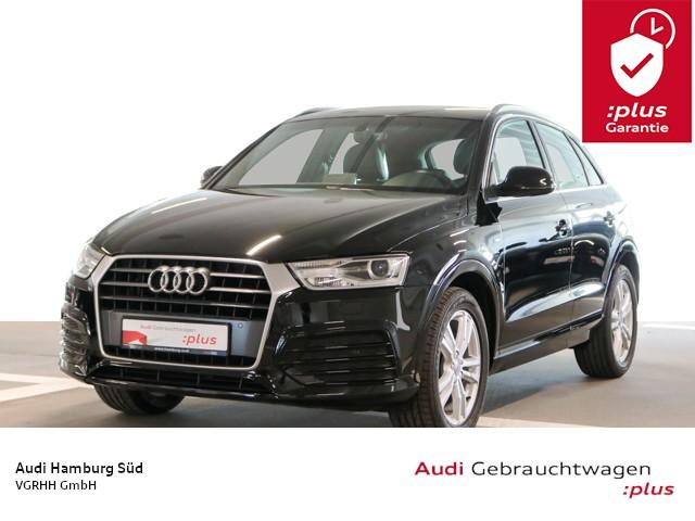 Audi Q3 1.4 TFSI S tronic S-Line NAVI/XENON/DAB/'18', Jahr 2017, Benzin