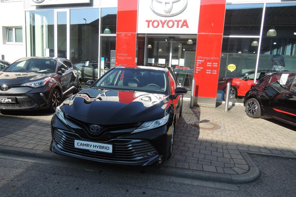 Toyota Camry Executive (XV7), Jahr 2021, Hybrid