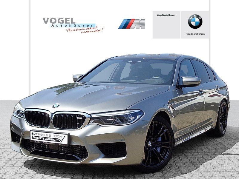 BMW M5 Limousine Euro 6 Navi Prof Driving & Parking Assistant Plus Klima Shz LED Lenkradheizung Komfortzugang Gestiksteuerung, Jahr 2018, Benzin