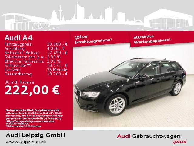 Audi A4 Avant 2.0 TDI *Xenon*Sitzheizung*, Jahr 2018, Diesel