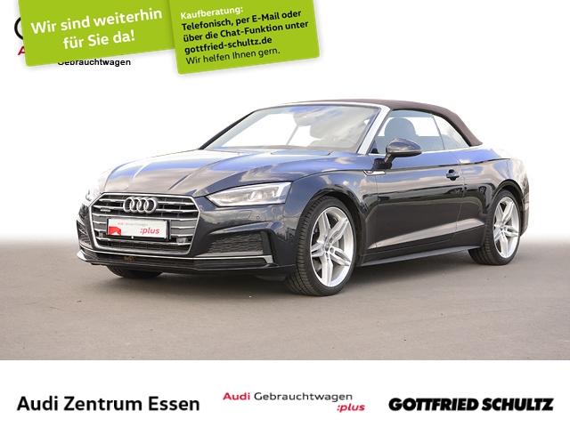 Audi A5 Cabriolet 3.0TDI 2X S-LINE LED NAV PLUS S, Jahr 2018, Diesel
