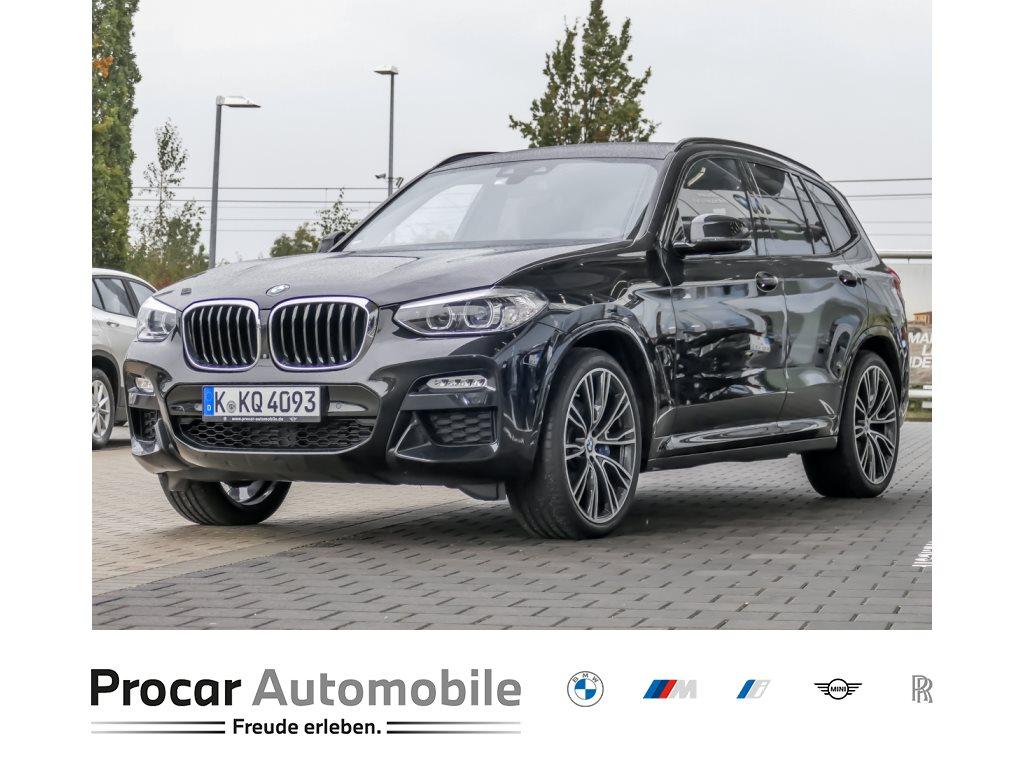BMW X3 xDrive30d M Sport Head-Up HiFi DAB LED 21, Jahr 2018, Diesel