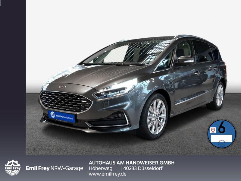 Ford S-Max 2.0 EcoBlue Aut. VIGNALE 140 kW, Diesel, Jahr 2020, Diesel