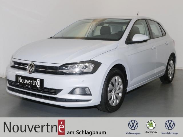 Volkswagen Polo 1.0 TSI Comfortline + Navi + PDC + Klima, Jahr 2018, Benzin
