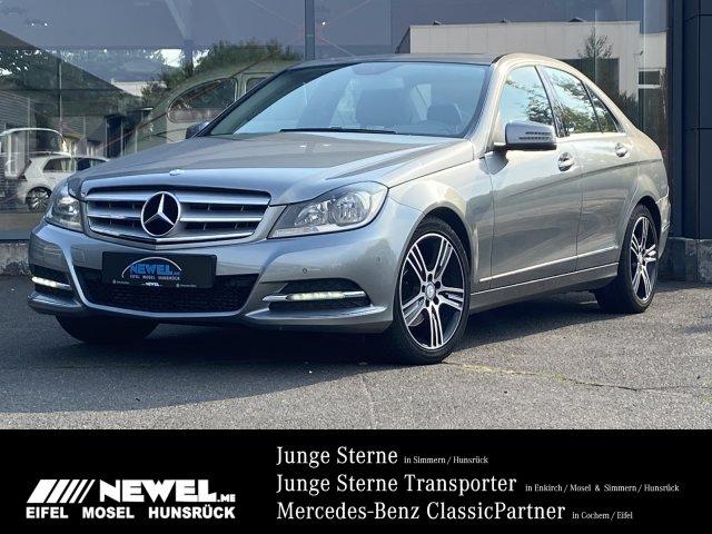 Mercedes-Benz C 220 CDI BE **AVANTGARDE*SHZ*SCHIEBEDACH*PTS**, Jahr 2013, Diesel