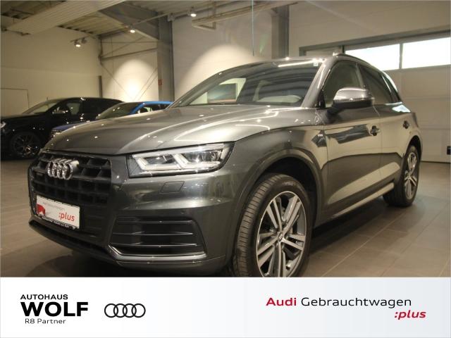 Audi Q5 2.0 quattro sport S-line MMI LED, Jahr 2017, Benzin