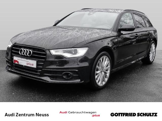 Audi A6 2.0 TDI S-line Leder XEN CLIM MMI NAV SHZ PAN P Kb5, Jahr 2014, Diesel